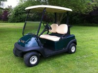 Club Car Precendent green